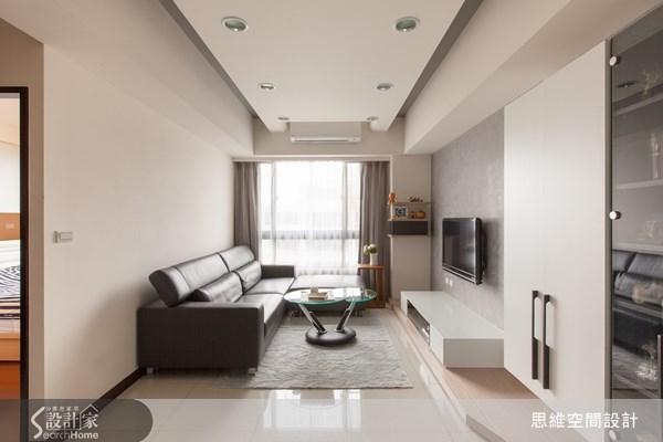 15坪新成屋(5年以下)_現代風客廳案例圖片_思維空間設計有限公司_思維_08之4