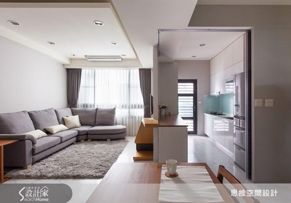 24坪新成屋(5年以下)_現代風案例圖片_思維空間設計有限公司_思維_10之4