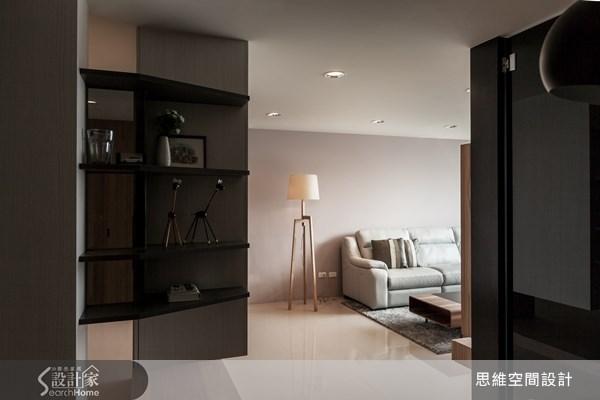 20坪新成屋(5年以下)_現代風客廳案例圖片_思維空間設計有限公司_思維_11之3
