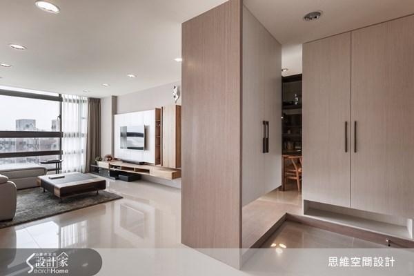 20坪新成屋(5年以下)_現代風玄關客廳案例圖片_思維空間設計有限公司_思維_11之2