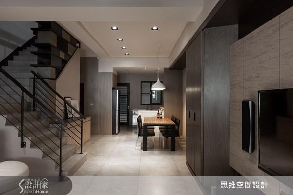 50坪新成屋(5年以下)_人文禪風案例圖片_思維空間設計有限公司_思維_13之5