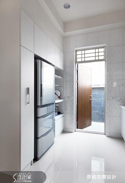 13坪新成屋(5年以下)_北歐風廚房案例圖片_思維空間設計有限公司_思維_14之11