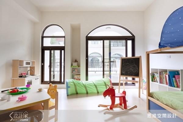 13坪新成屋(5年以下)_北歐風兒童房兒童房案例圖片_思維空間設計有限公司_思維_14之14
