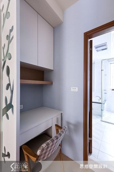 13坪新成屋(5年以下)_北歐風臥室案例圖片_思維空間設計有限公司_思維_14之13