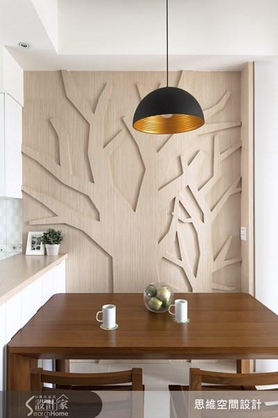 13坪新成屋(5年以下)_北歐風餐廳案例圖片_思維空間設計有限公司_思維_14之9