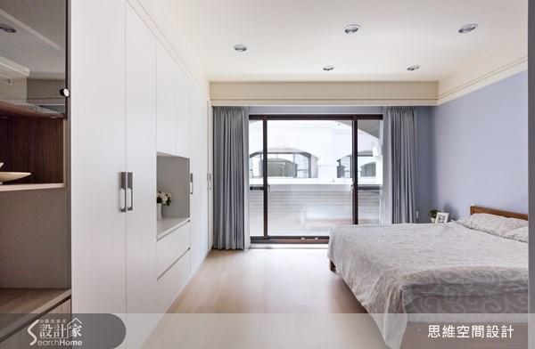 13坪新成屋(5年以下)_北歐風臥室案例圖片_思維空間設計有限公司_思維_14之12