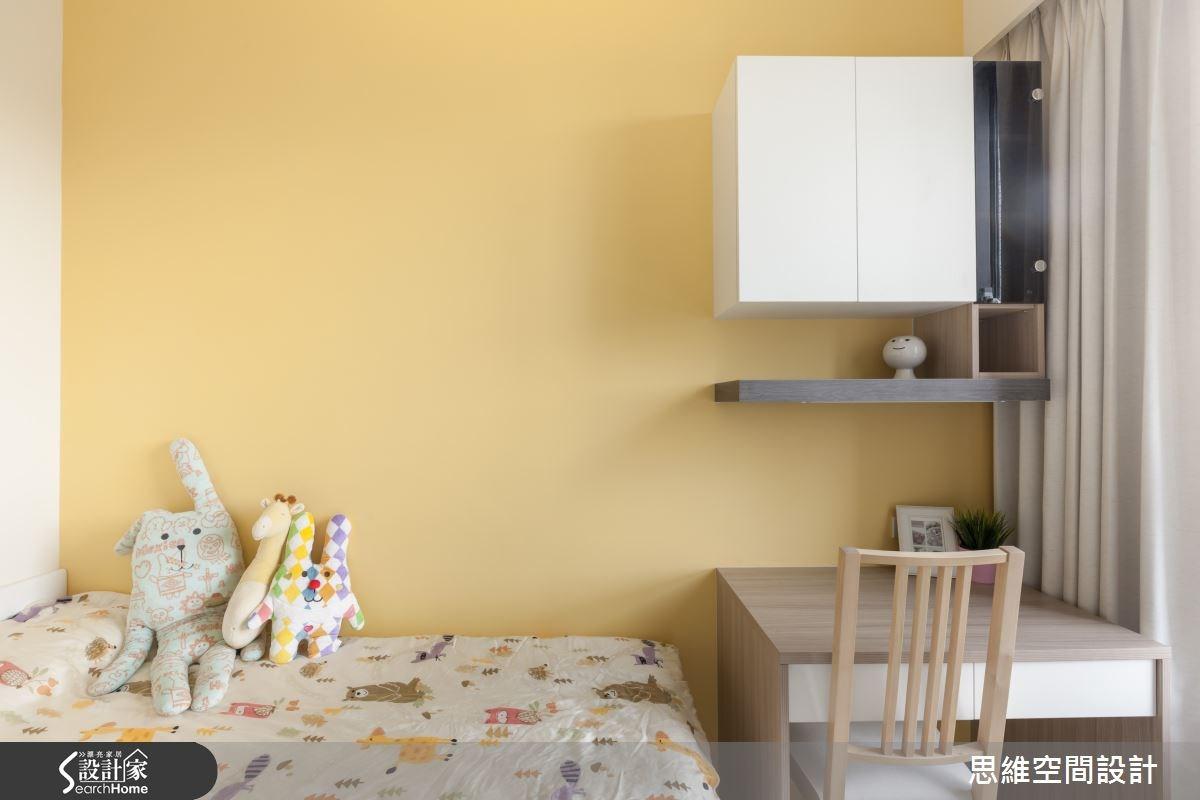24坪新成屋(5年以下)_現代風兒童房兒童房案例圖片_思維空間設計有限公司_思維_20之18