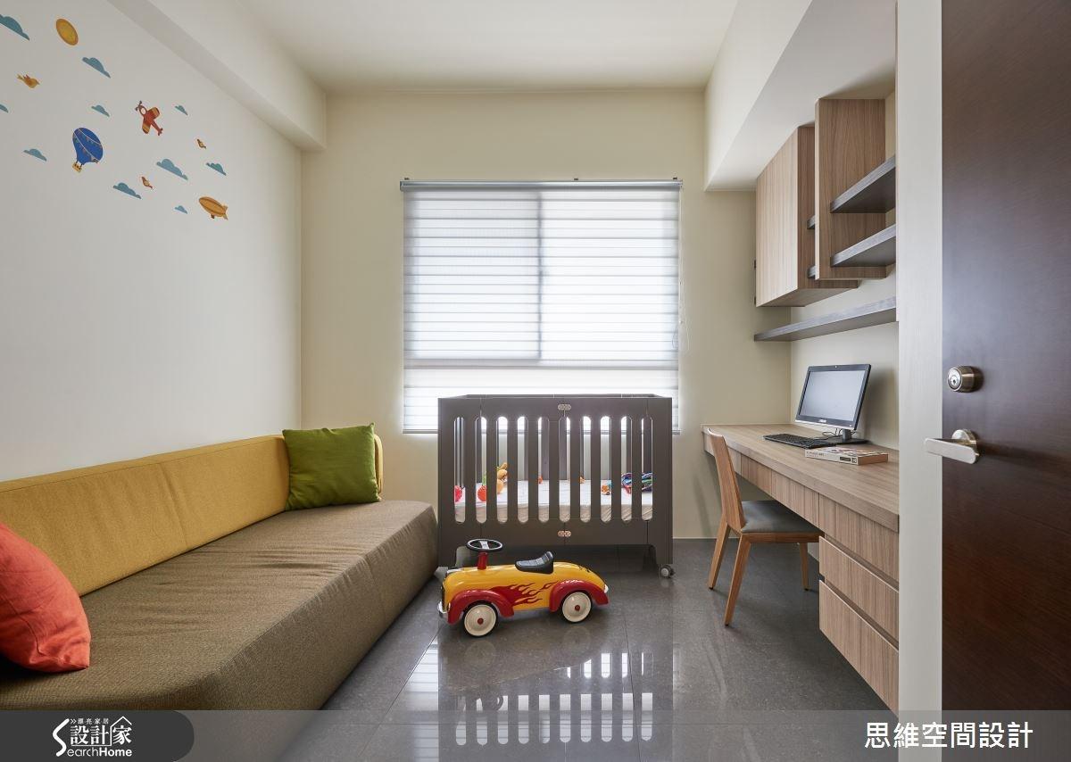 32坪新成屋(5年以下)_簡約風兒童房兒童房案例圖片_思維空間設計有限公司_思維_27之12