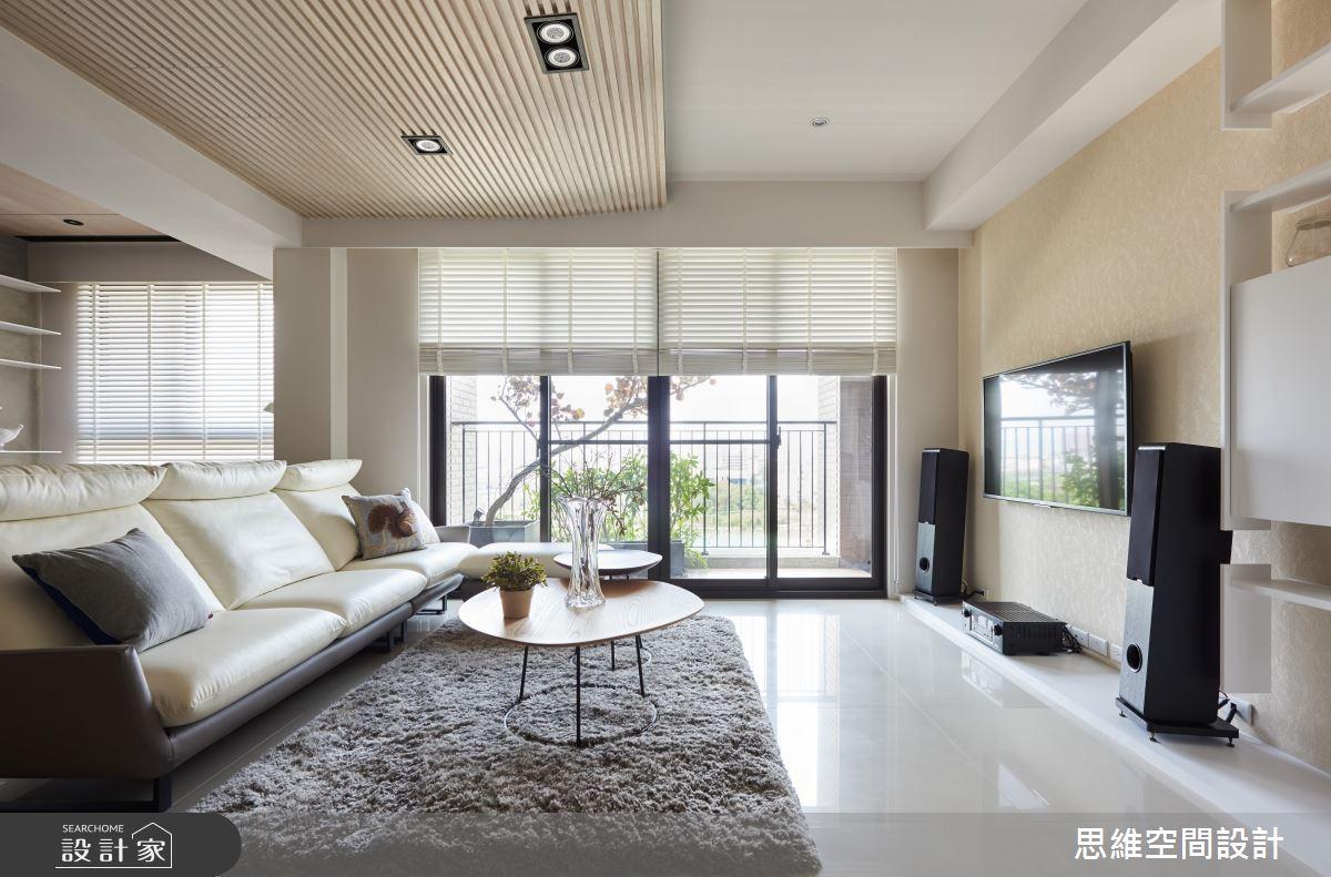 我家就是避暑度假勝地!清爽解膩的現代風好設計