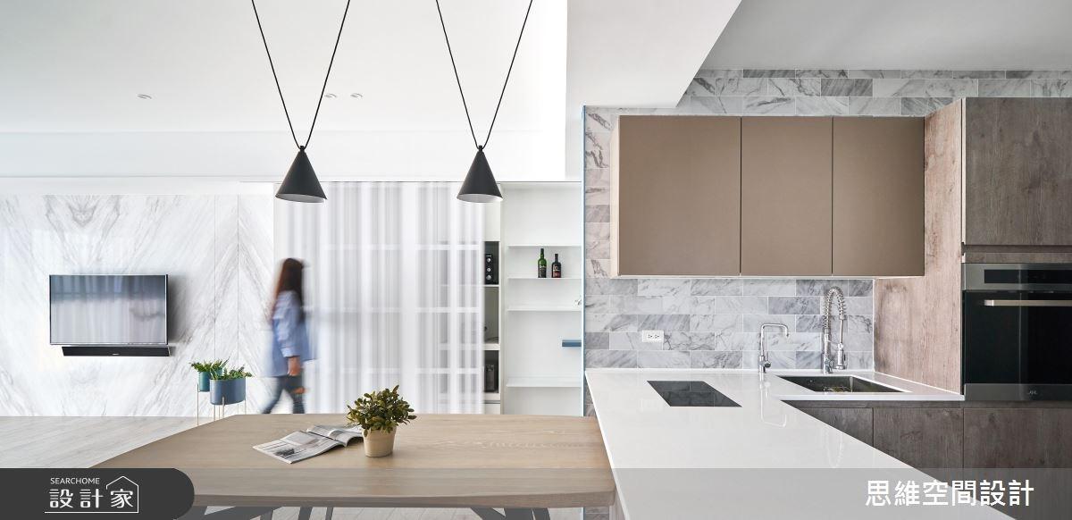 33坪新成屋(5年以下)_現代風案例圖片_思維空間設計有限公司_思維_41之5
