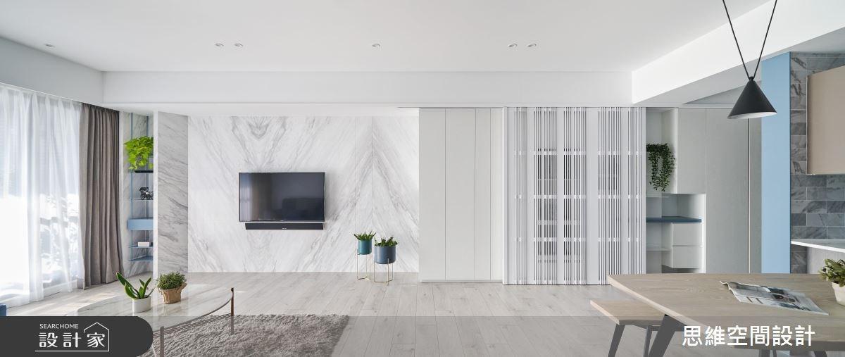 33坪新成屋(5年以下)_現代風案例圖片_思維空間設計有限公司_思維_41之6