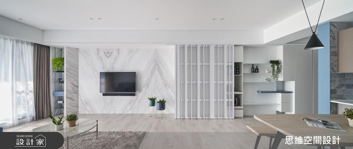 33坪新成屋(5年以下)_現代風案例圖片_思維空間設計有限公司_思維_41之7