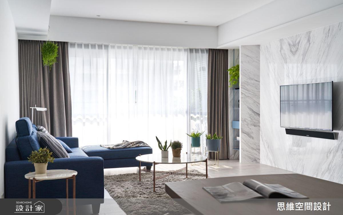 33坪新成屋(5年以下)_現代風案例圖片_思維空間設計有限公司_思維_41之9