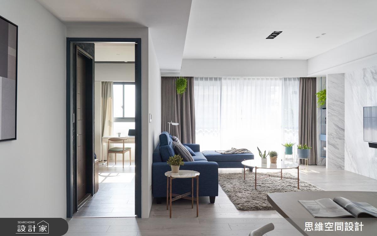 33坪新成屋(5年以下)_現代風案例圖片_思維空間設計有限公司_思維_41之10