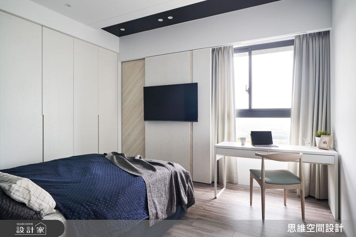 33坪新成屋(5年以下)_現代風案例圖片_思維空間設計有限公司_思維_41之16