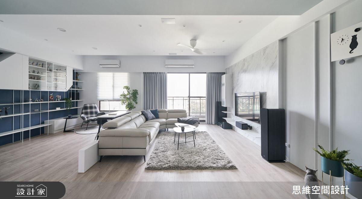 30坪新成屋(5年以下)_現代風案例圖片_思維空間設計有限公司_思維_42之2