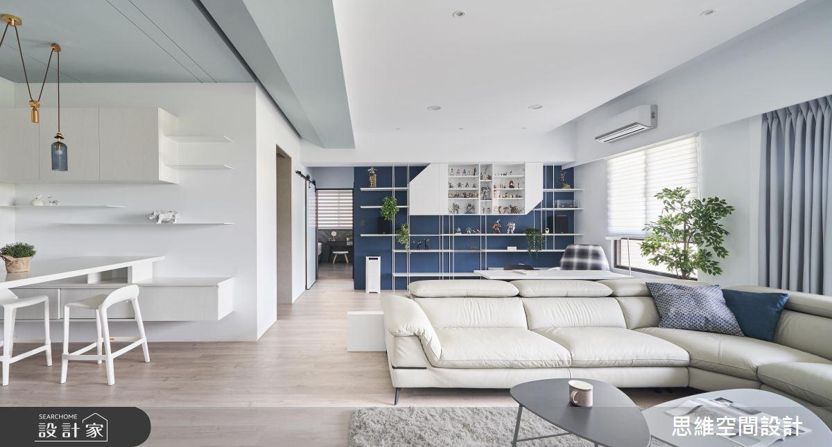 30坪新成屋(5年以下)_現代風案例圖片_思維空間設計有限公司_思維_42之4