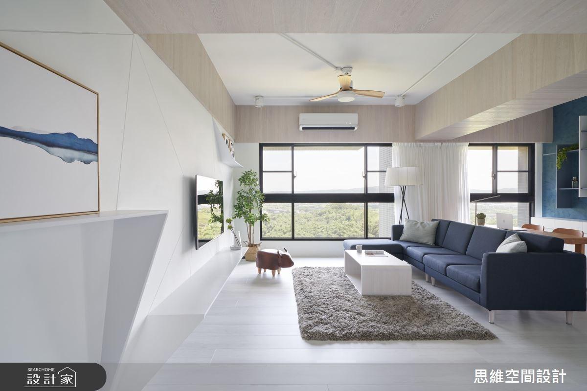 26坪新成屋(5年以下)_現代風案例圖片_思維空間設計有限公司_思維_43之3