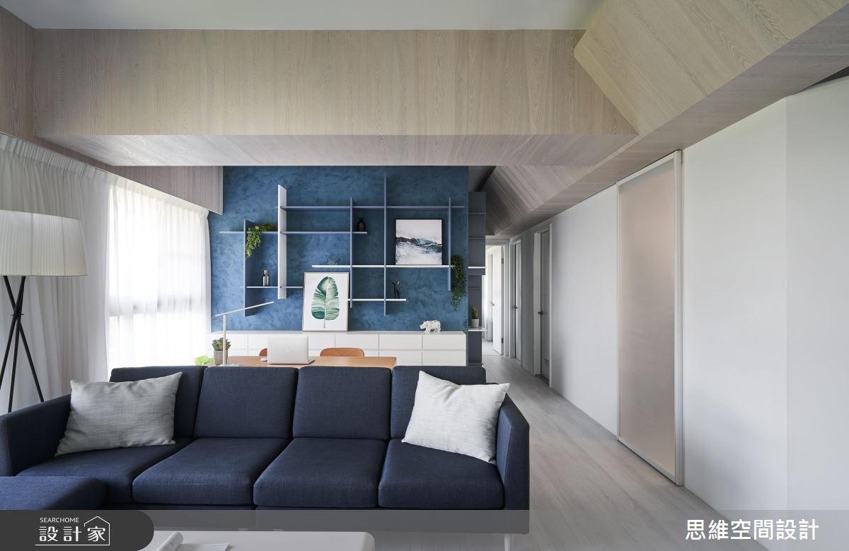 26坪新成屋(5年以下)_現代風案例圖片_思維空間設計有限公司_思維_43之4