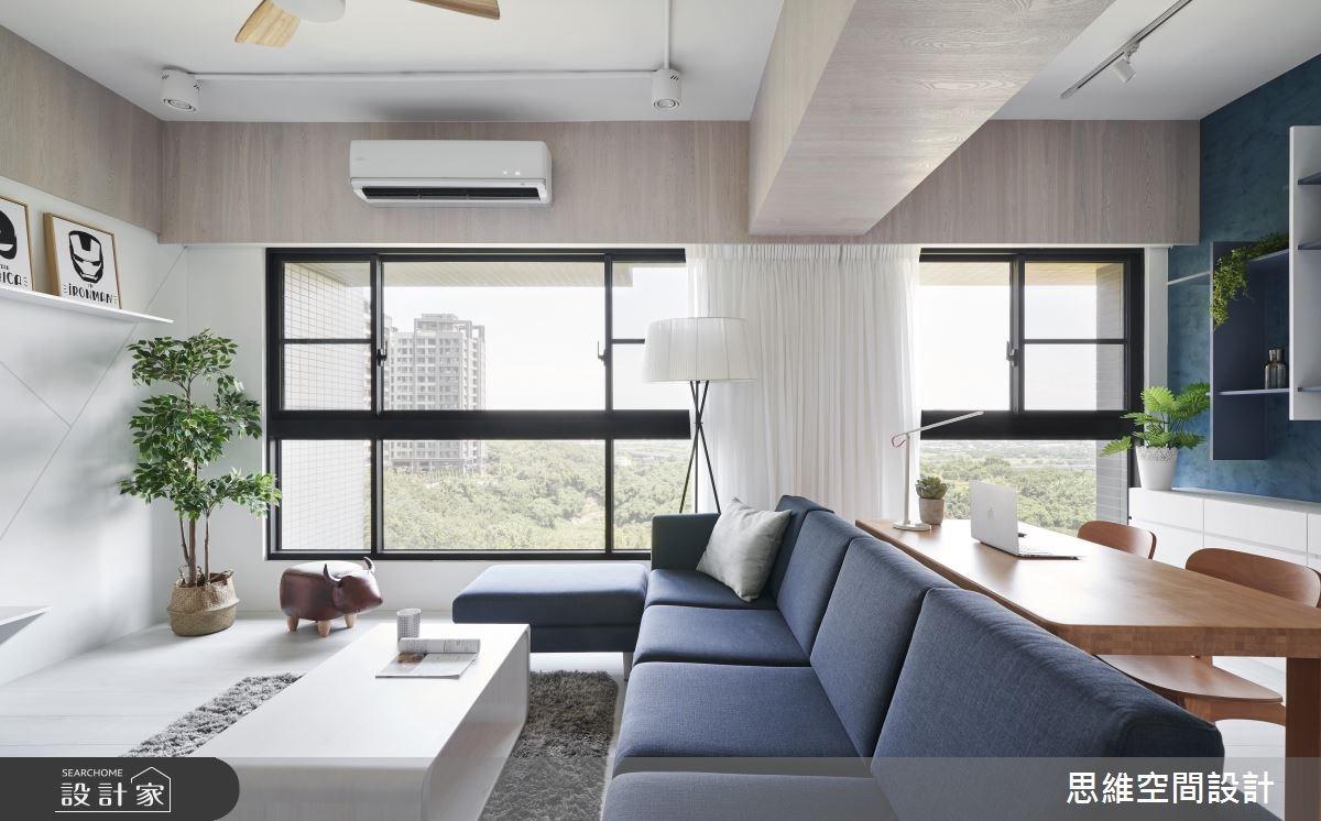 26坪新成屋(5年以下)_現代風案例圖片_思維空間設計有限公司_思維_43之5