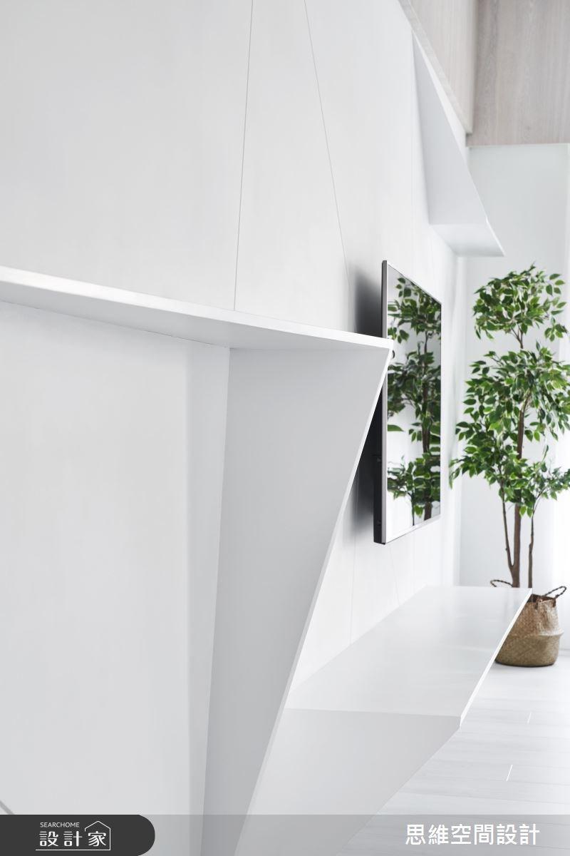 26坪新成屋(5年以下)_現代風案例圖片_思維空間設計有限公司_思維_43之8