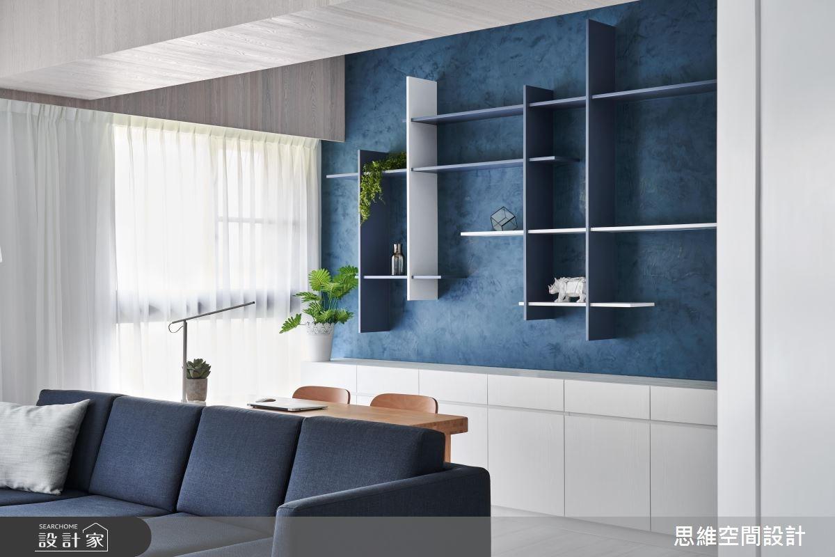 26坪新成屋(5年以下)_現代風案例圖片_思維空間設計有限公司_思維_43之9