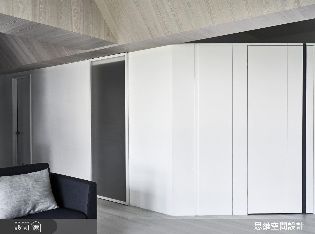 26坪新成屋(5年以下)_現代風案例圖片_思維空間設計有限公司_思維_43之11