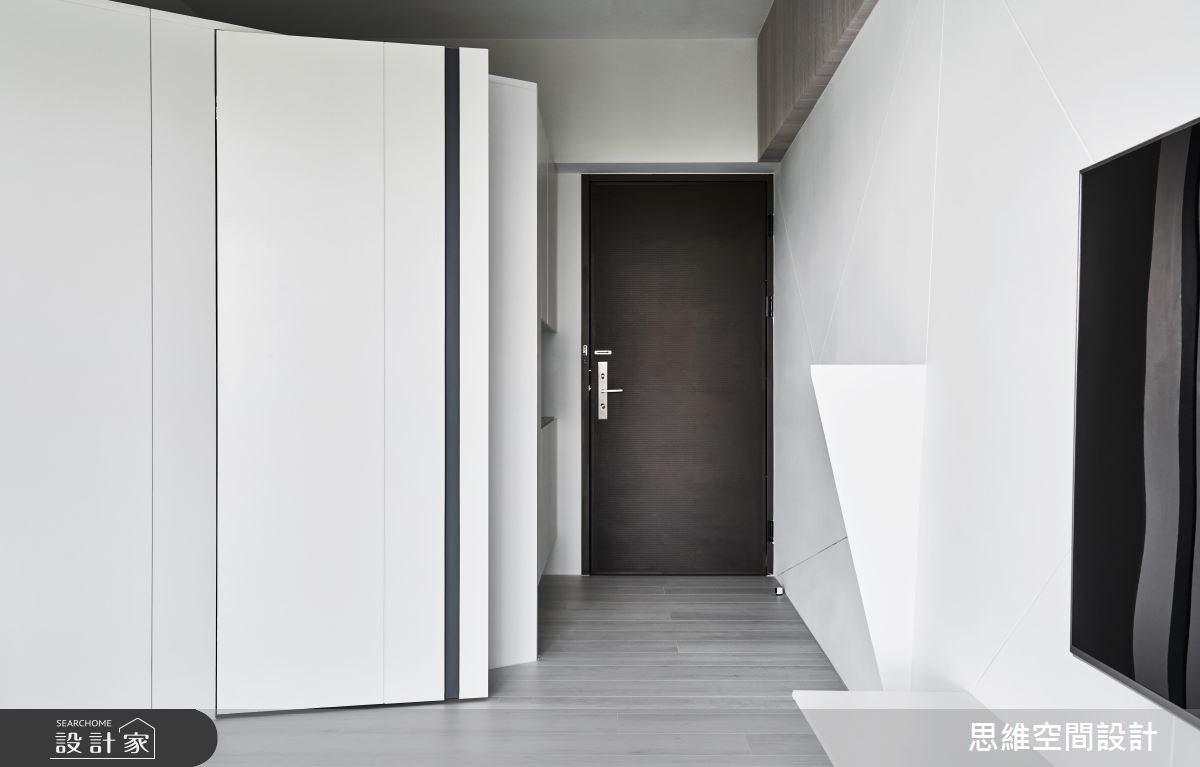 26坪新成屋(5年以下)_現代風案例圖片_思維空間設計有限公司_思維_43之12