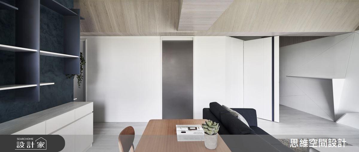 26坪新成屋(5年以下)_現代風案例圖片_思維空間設計有限公司_思維_43之15