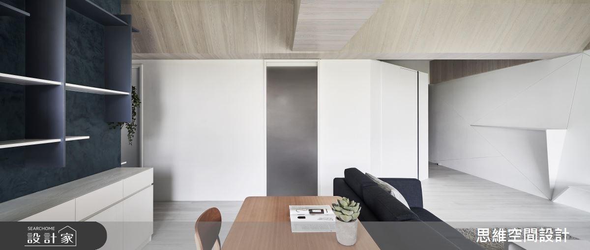 26坪新成屋(5年以下)_現代風案例圖片_思維空間設計有限公司_思維_43之16