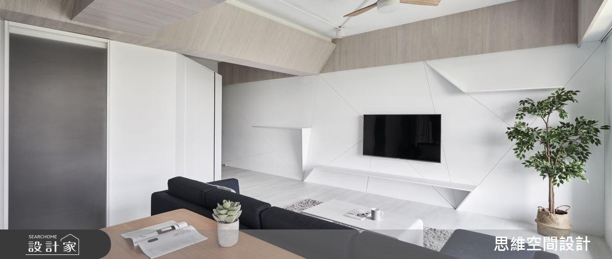 26坪新成屋(5年以下)_現代風案例圖片_思維空間設計有限公司_思維_43之17