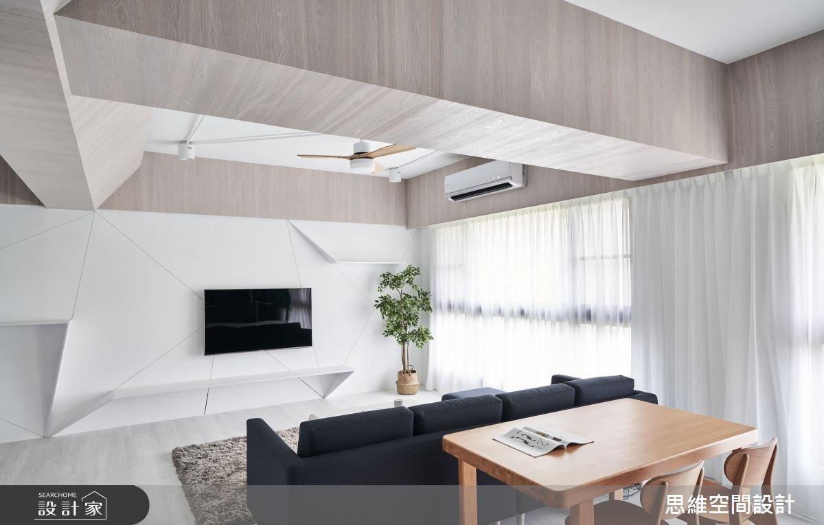 26坪新成屋(5年以下)_現代風案例圖片_思維空間設計有限公司_思維_43之18