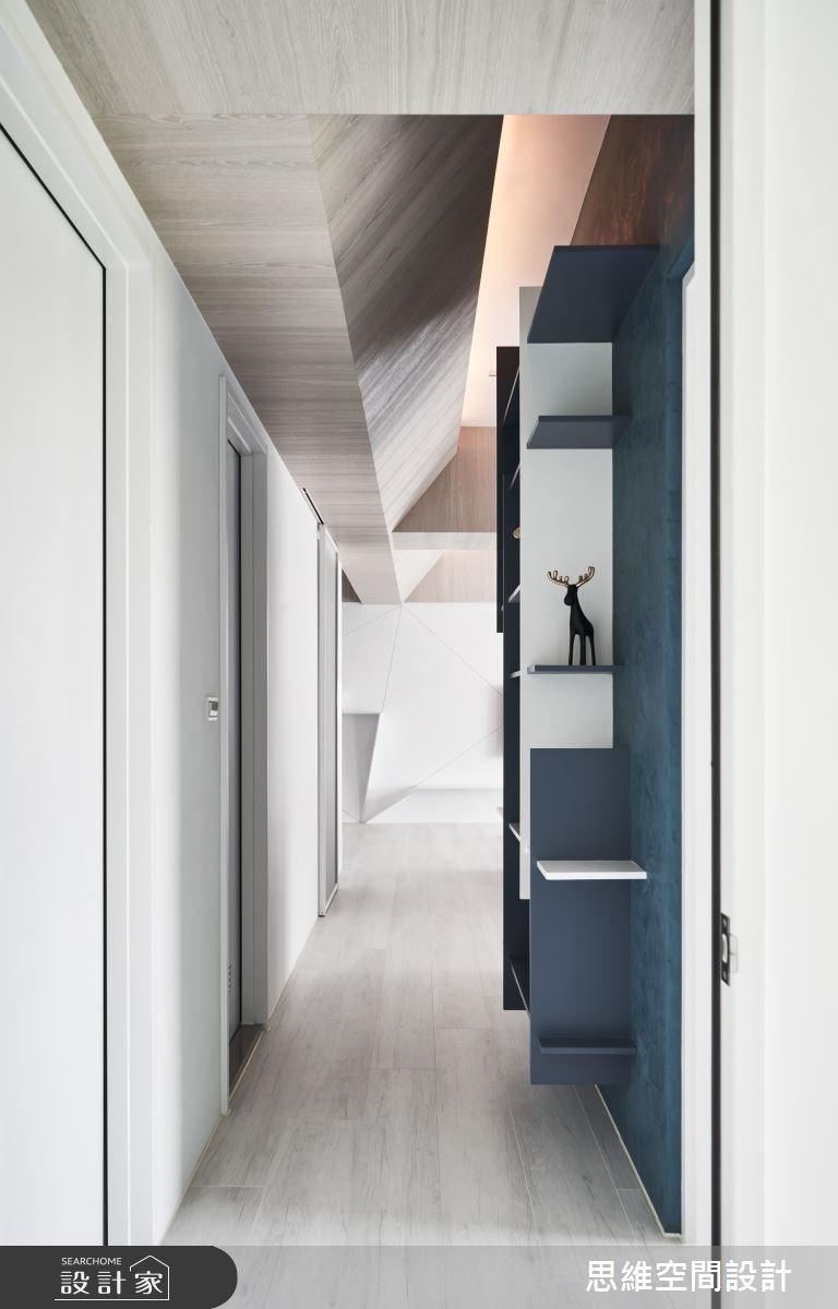 26坪新成屋(5年以下)_現代風案例圖片_思維空間設計有限公司_思維_43之19