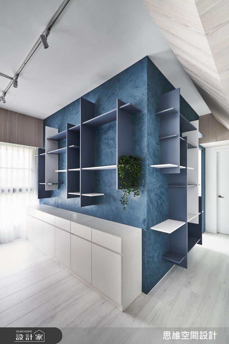 26坪新成屋(5年以下)_現代風案例圖片_思維空間設計有限公司_思維_43之14