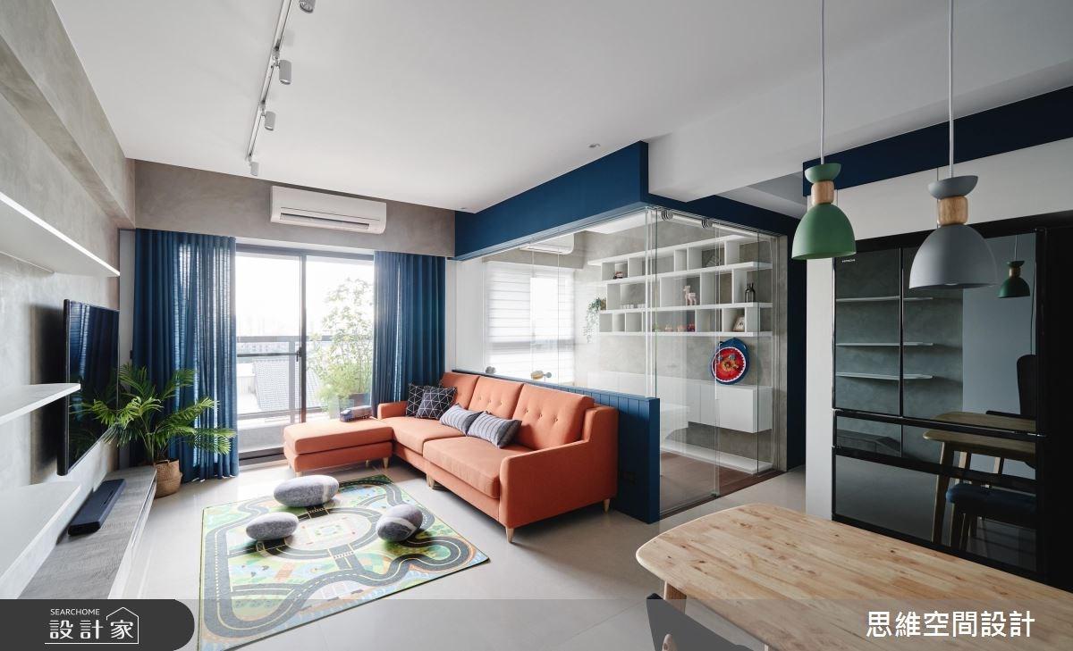 22坪新成屋(5年以下)_現代風案例圖片_思維空間設計有限公司_思維_44之2