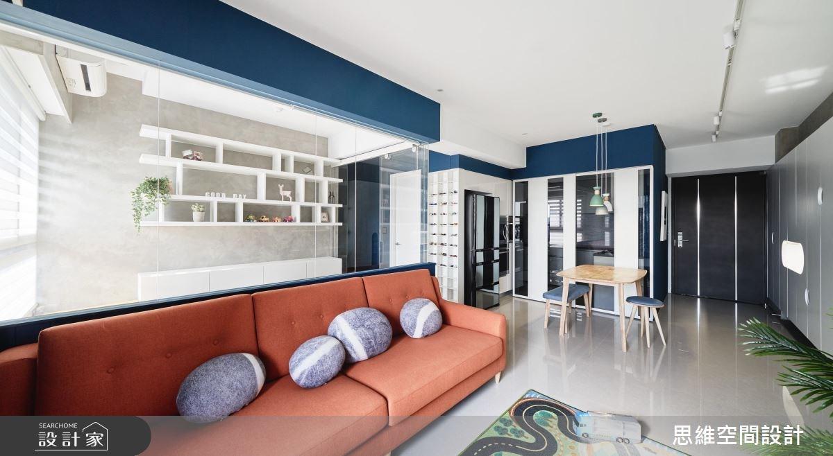 22坪新成屋(5年以下)_現代風案例圖片_思維空間設計有限公司_思維_44之4