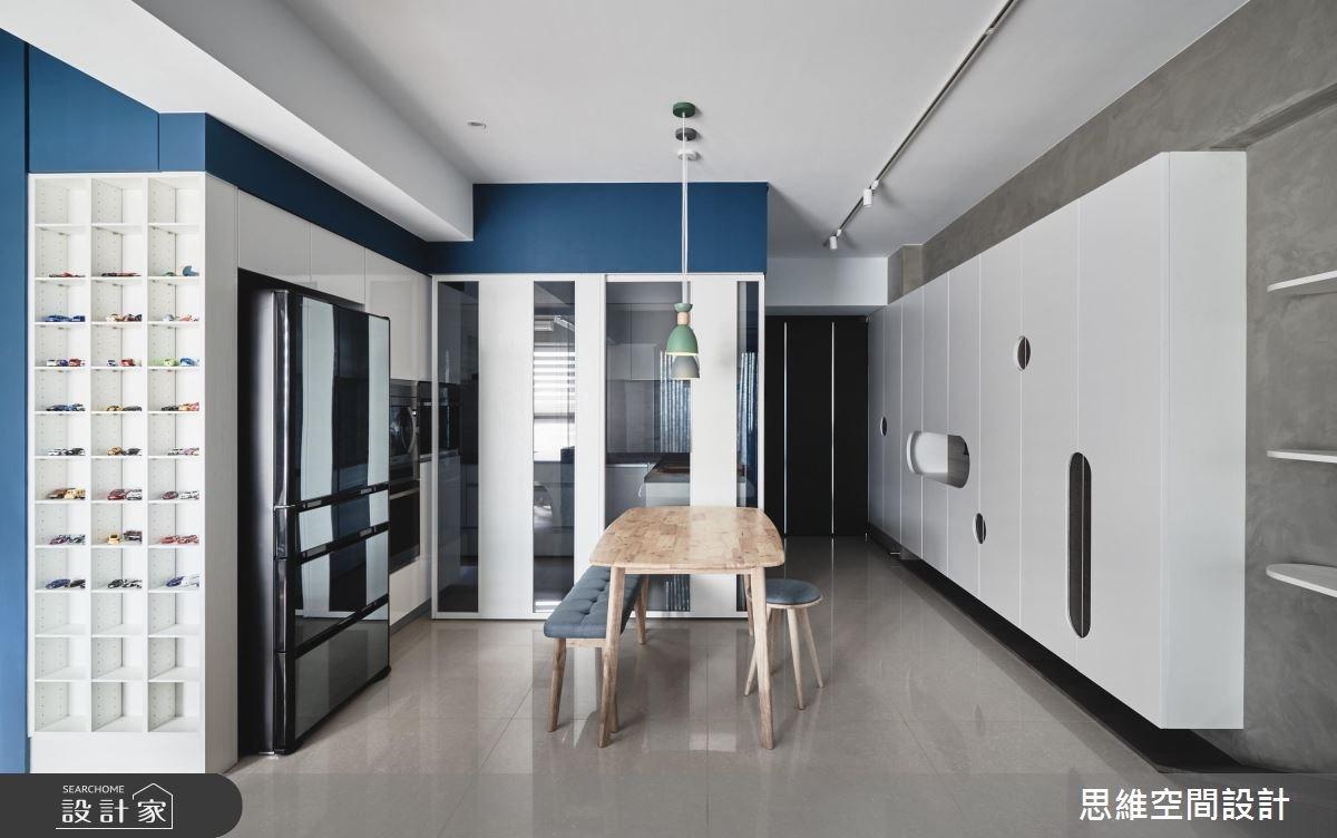 22坪新成屋(5年以下)_現代風案例圖片_思維空間設計有限公司_思維_44之5