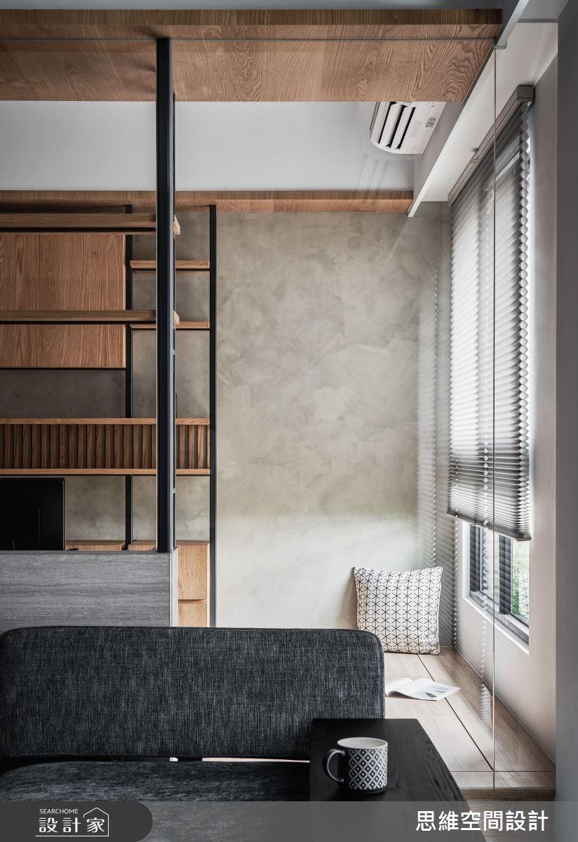 31坪新成屋(5年以下)_現代風案例圖片_思維空間設計有限公司_思維_45之6