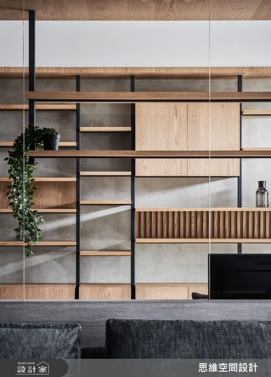 31坪新成屋(5年以下)_現代風案例圖片_思維空間設計有限公司_思維_45之7