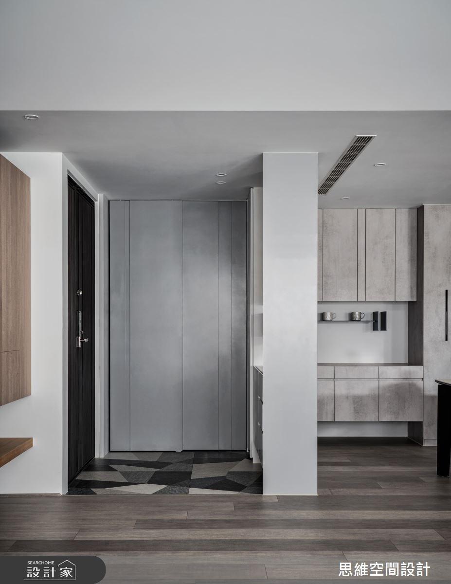 31坪新成屋(5年以下)_現代風案例圖片_思維空間設計有限公司_思維_45之8