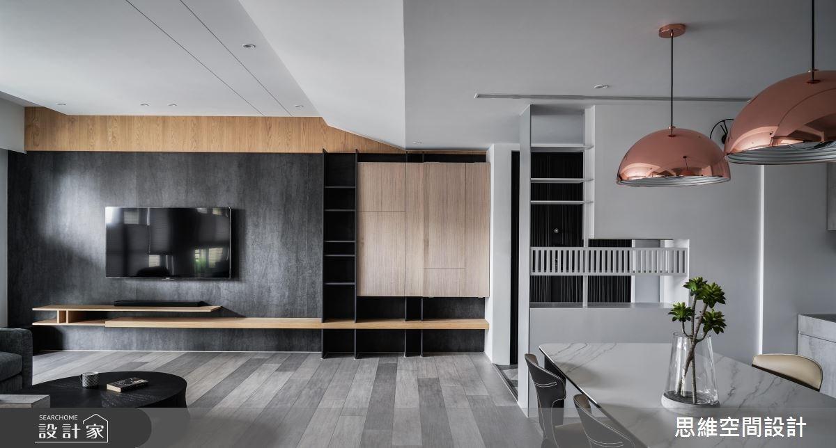 31坪新成屋(5年以下)_現代風案例圖片_思維空間設計有限公司_思維_45之12
