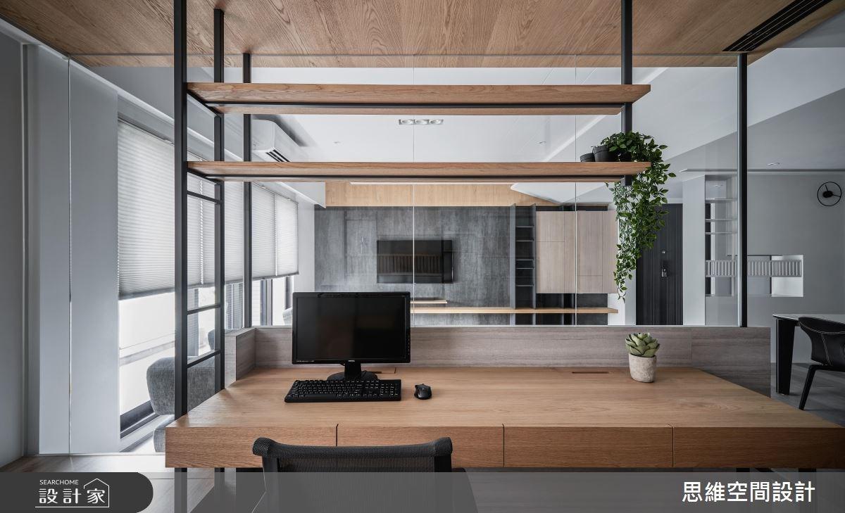 31坪新成屋(5年以下)_現代風案例圖片_思維空間設計有限公司_思維_45之16