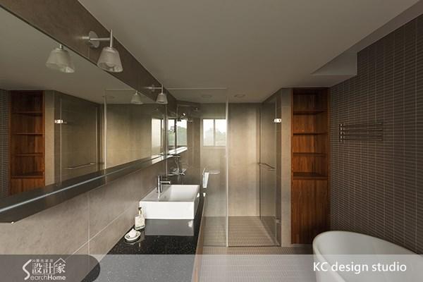 35坪老屋(16~30年)_工業風浴室案例圖片_KC design studio 均漢設計_KC_01之12