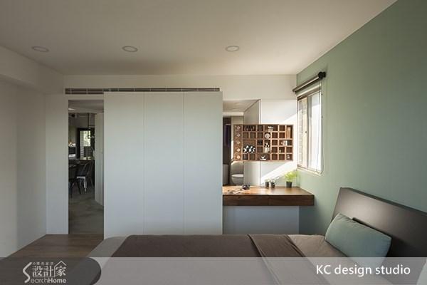 35坪老屋(16~30年)_工業風臥室案例圖片_KC design studio 均漢設計_KC_01之10