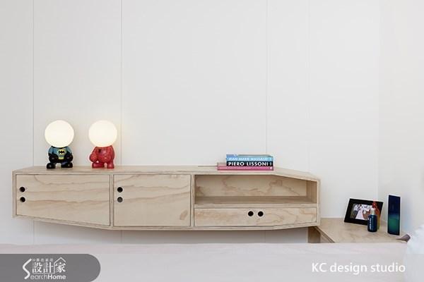 20坪中古屋(5~15年)_北歐風臥室案例圖片_KC design studio 均漢設計_KC_02之10