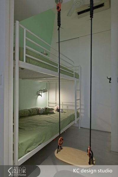 11坪新成屋(5年以下)_北歐風臥室案例圖片_KC design studio 均漢設計_KC_04之13