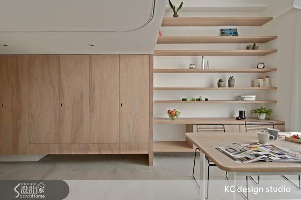 11坪新成屋(5年以下)_北歐風餐廳案例圖片_KC design studio 均漢設計_KC_04之6