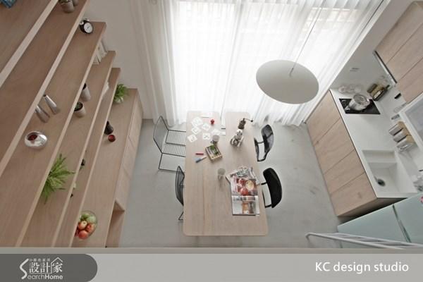 11坪新成屋(5年以下)_北歐風餐廳廚房案例圖片_KC design studio 均漢設計_KC_04之9