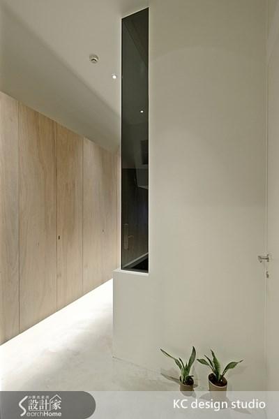11坪新成屋(5年以下)_北歐風玄關案例圖片_KC design studio 均漢設計_KC_04之1