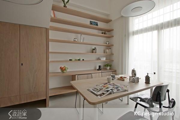 11坪新成屋(5年以下)_北歐風餐廳案例圖片_KC design studio 均漢設計_KC_04之5